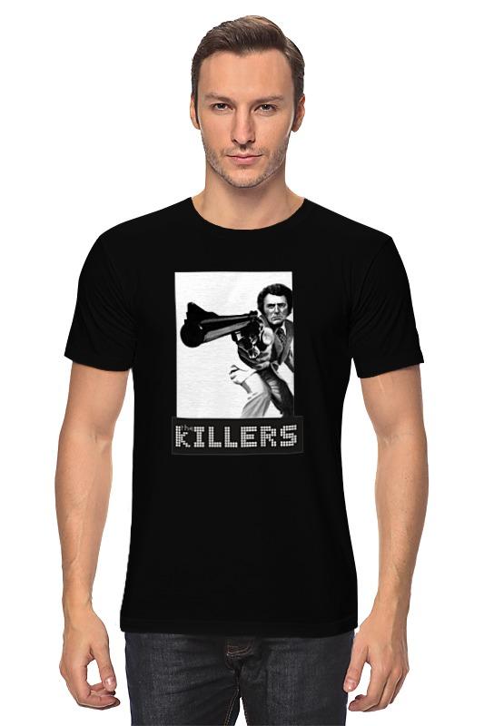 лучшая цена Футболка классическая Printio The killers