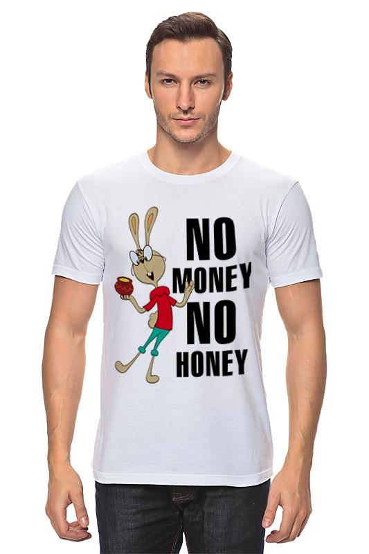 все цены на Футболка классическая Printio No money no honey