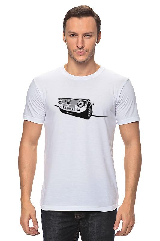 Футболка классическая Printio Retro alfa romeo racing футболка alfa romeo