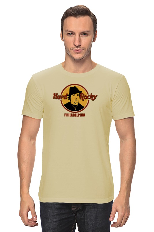 Футболка классическая Printio Hard rocky hard футболка hard
