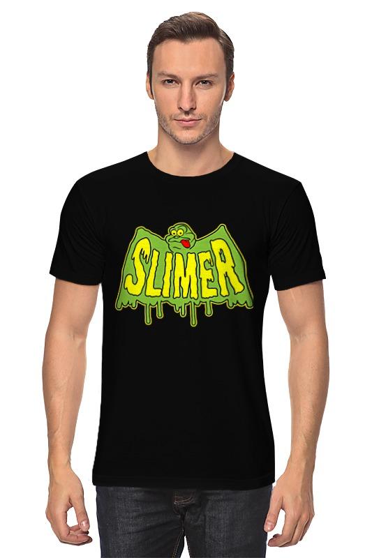 Фото - Футболка классическая Printio Лизун (slimer) детская футболка классическая унисекс printio лизун slimer