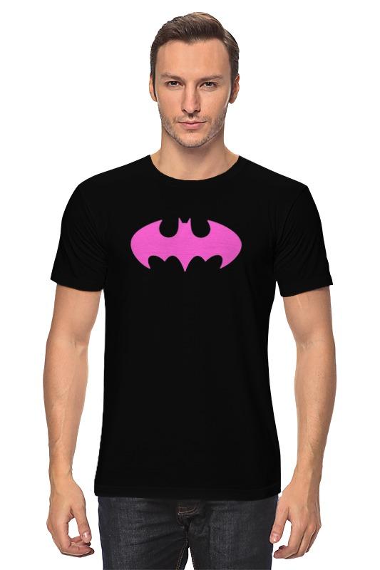 Футболка классическая Printio Batman (бэтмен) супергерой тунпура 2010