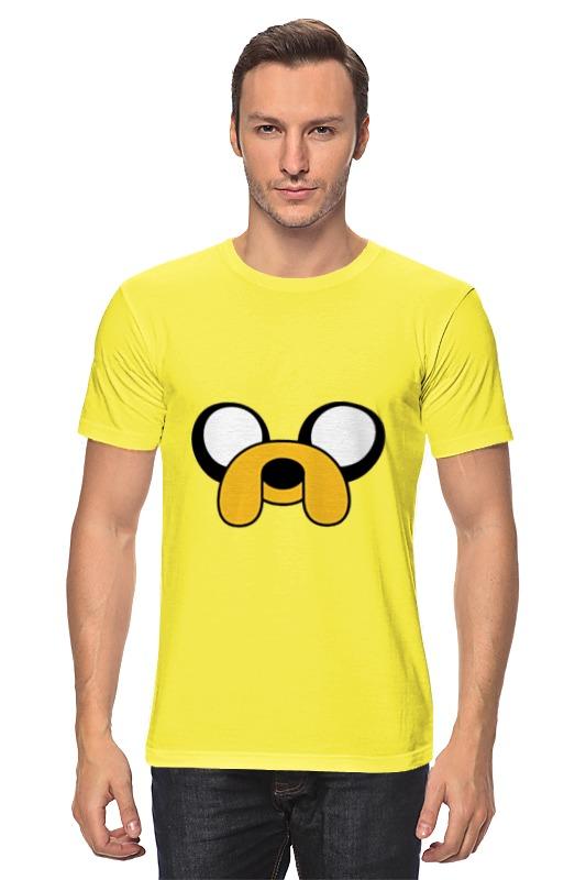 Футболка классическая Printio jake-dog футболка классическая printio gta 5 dog