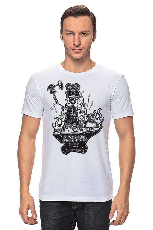 Футболка классическая Printio Skeleton art футболка классическая printio holy skeleton