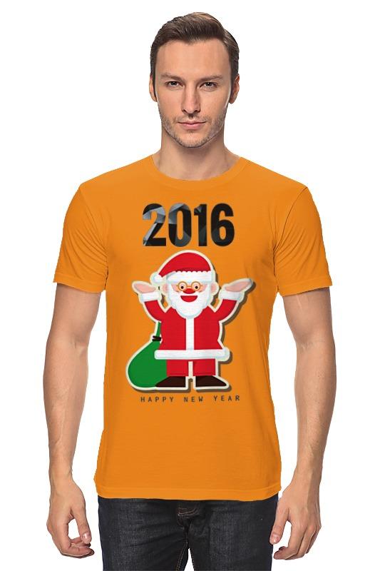 Футболка классическая Printio Новый 2016 год!