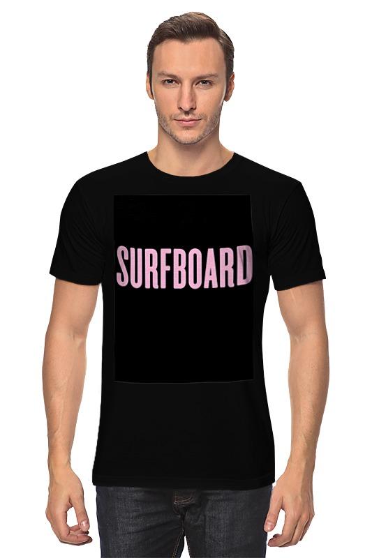 Футболка классическая Printio Beyoncé «surfboard» cp gp001 foam surfboard stand up paddle mount