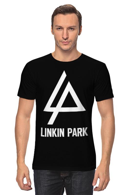 Футболка классическая Printio Linkin park