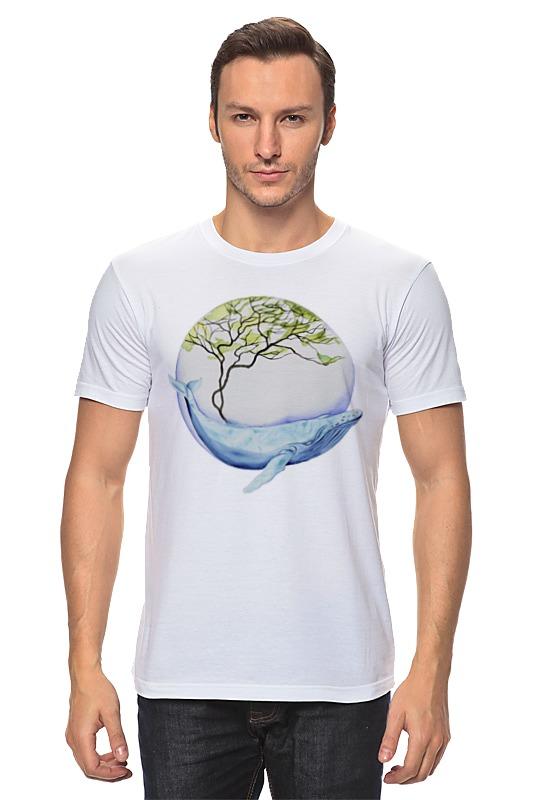 Фото - Футболка классическая Printio Кит футболка классическая printio серый кит