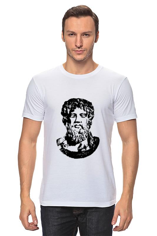 Футболка классическая Printio Зевс (zeus) футболка классическая printio dota 2 zeus