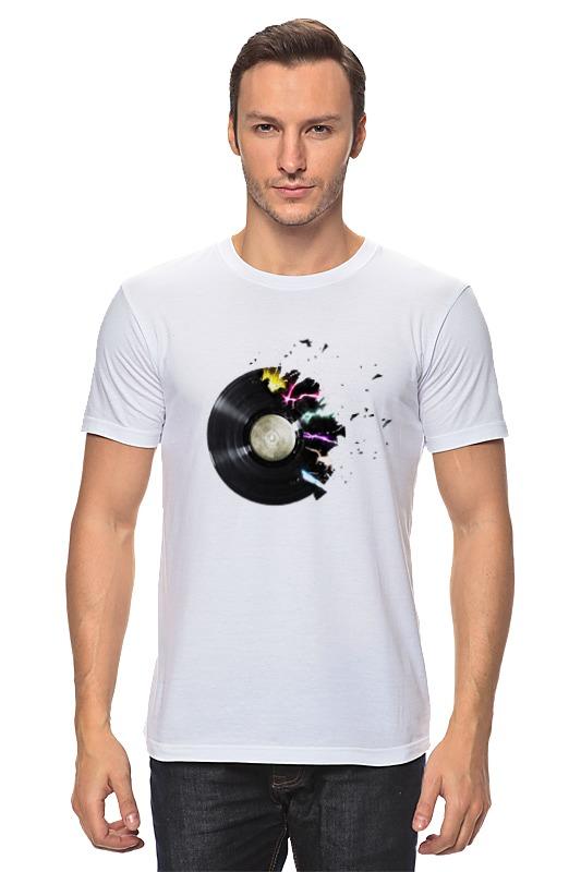 Футболка классическая Printio Музыка йорш футболка музыка сильных