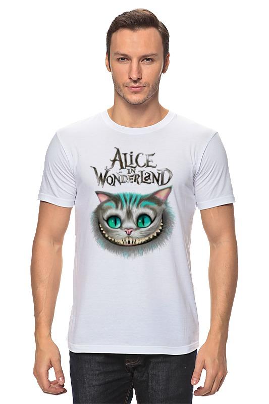 Футболка классическая Printio Кот. футболка классическая printio наглый чёрной кот