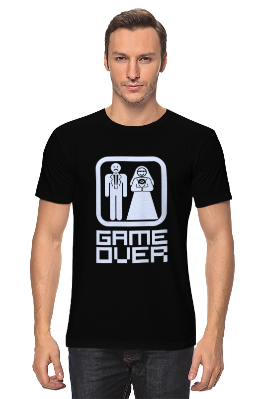 Printio Game over game over 2018 05 30t19 30