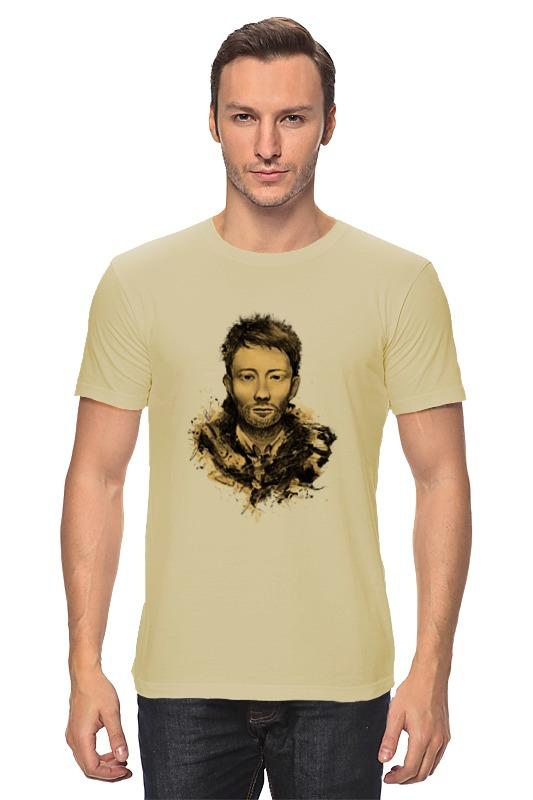 Футболка классическая Printio Radiohead футболка под рубашку