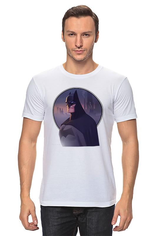 Футболка классическая Printio Batman/бэтмен color club цвет 886 ms socialite