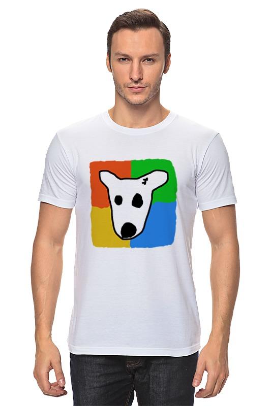 Printio Собачка вконтакте футболка wearcraft premium printio тони монтана лицо со шрамом