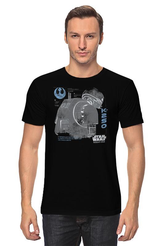 Футболка классическая Printio Дроид k-2so футболка wearcraft premium printio дроид k 2so