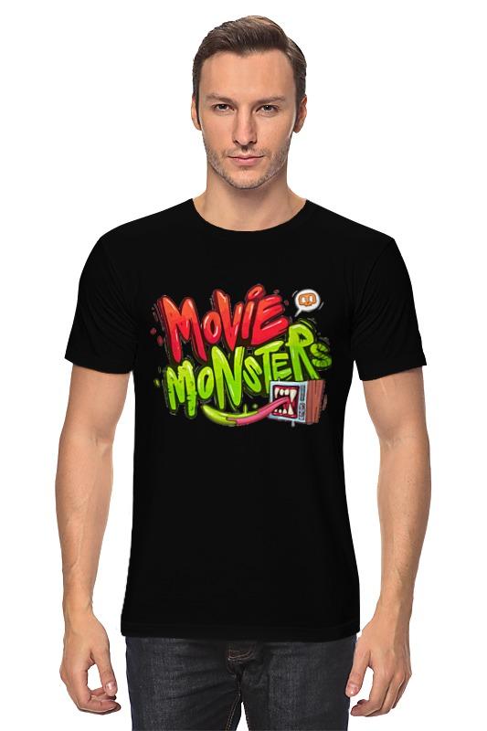 Футболка классическая Printio Movie monsters