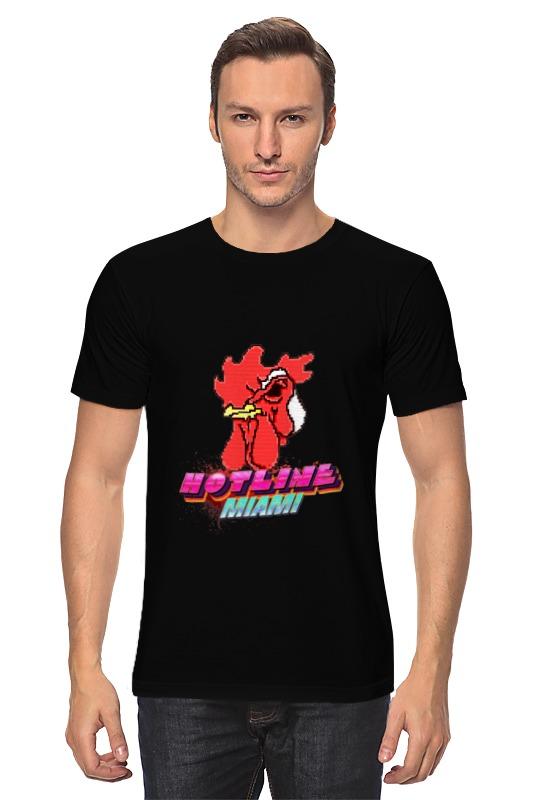 Футболка классическая Printio Hotline miami футболка hotline miami