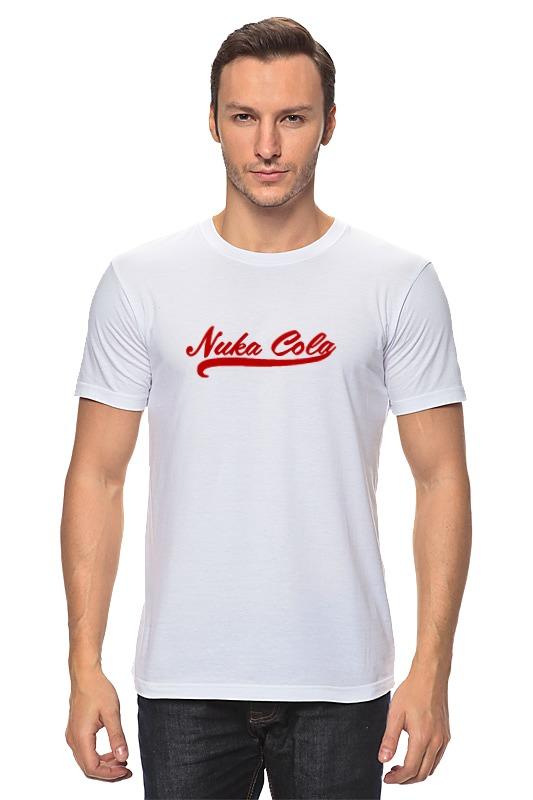Футболка классическая Printio Nuka cola (fallout) футболка классическая printio fallout фэллаут