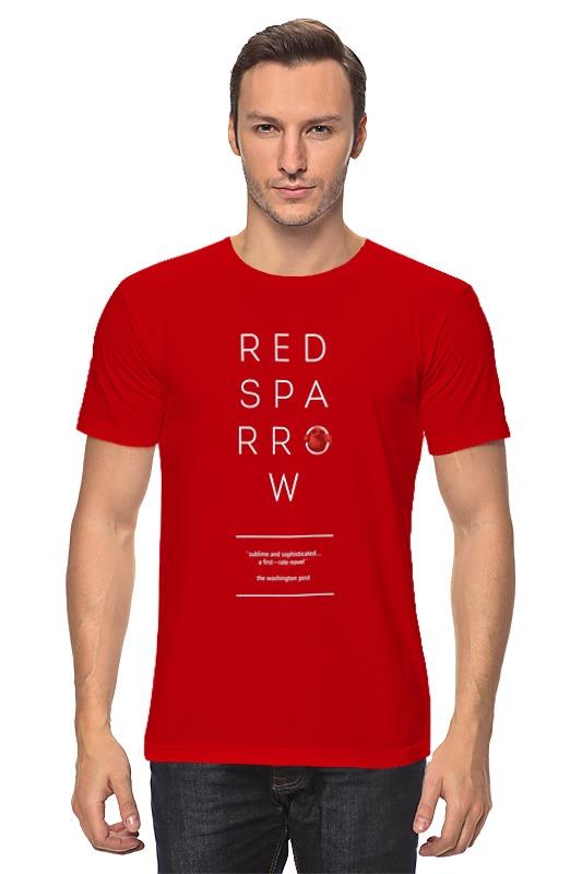 Printio Красный воробей цена