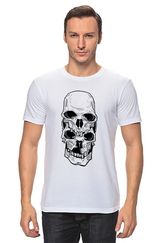Футболка классическая Printio Skull футболка классическая printio готика
