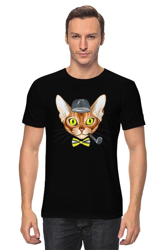 Футболка классическая Printio Персидская кошка