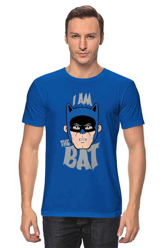 Футболка классическая Printio I am the bat футболка классическая printio the black keys