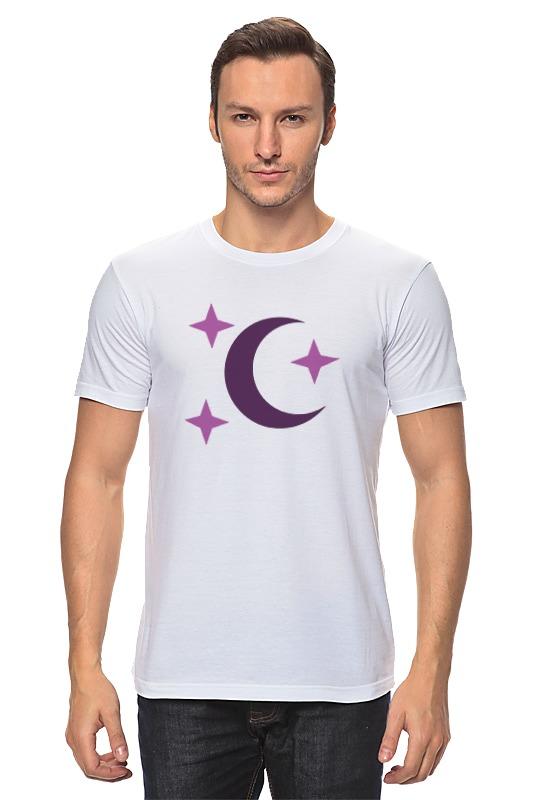Футболка классическая Printio Луна и звезды (my little pony) футболка луна
