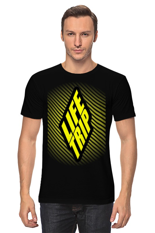 Футболка классическая Printio Life trip trip 9s футболка