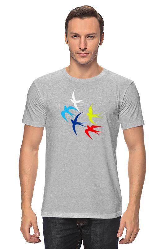 Футболка классическая Printio Россия украина футболка стрэйч printio россия украина