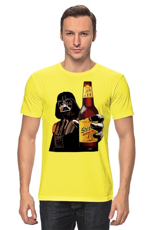 Футболка классическая Printio Beer vader (star wars) футболка классическая printio r2 d2 star wars