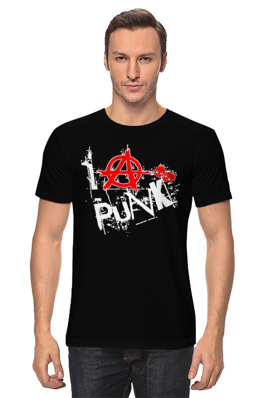 Футболка классическая Printio Punks not dead сумка printio панки живы punks not dead