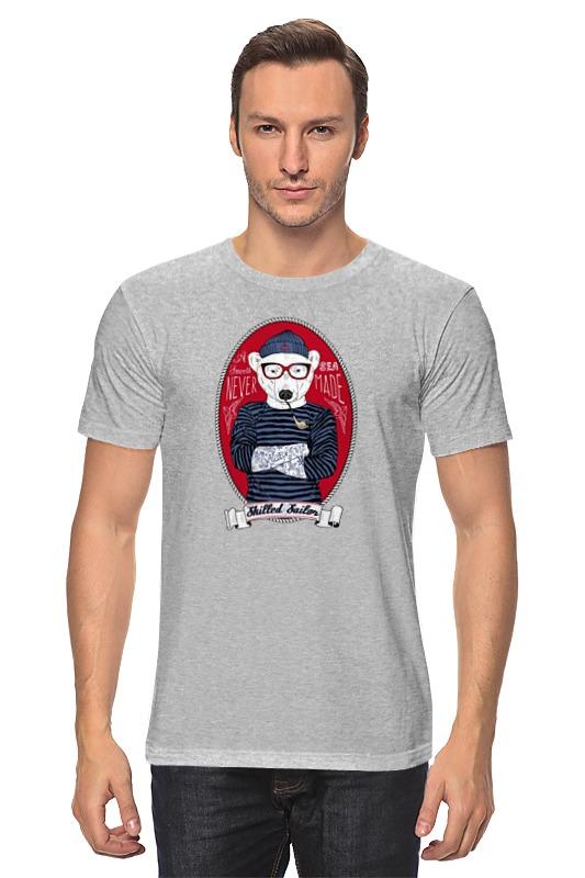Футболка классическая Printio Моряк футболка стрэйч printio моряк папай