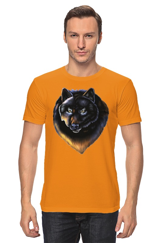 Футболка классическая Printio Волк футболка классическая printio программирование