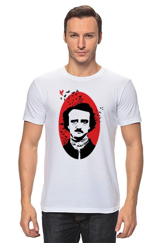 Printio Эдгар по (вороны) футболка print bar эдгар аллан по