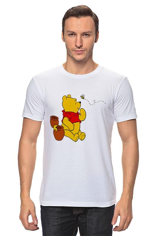 Футболка классическая Printio Винни пух детская футболка классическая унисекс printio винни пух