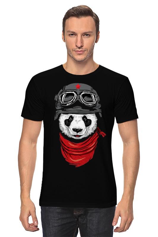 Футболка классическая Printio Soviet pandamania ссср soviet space dogs