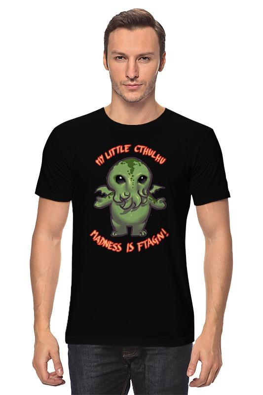Футболка классическая Printio Cthulhu футболка классическая printio cthulhu 2016