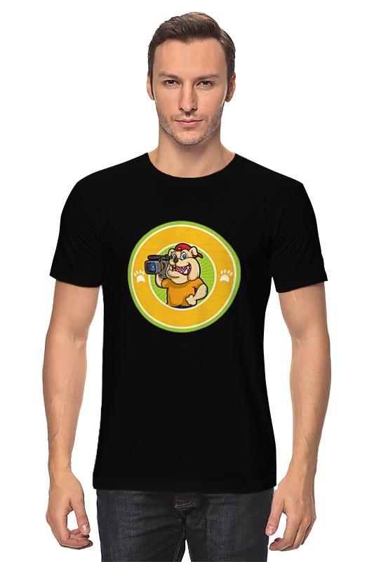 Printio Пёс-оператор футболка с полной запечаткой мужская printio пёс оператор