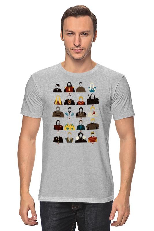 Футболка классическая Printio Игра престолов футболка классическая printio игра престолов