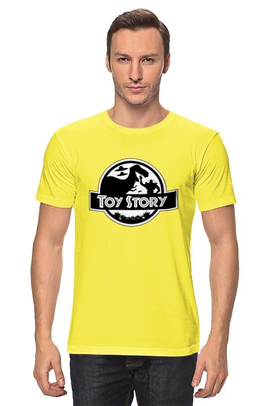 Футболка классическая Printio Toy story_arsb