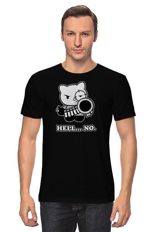Футболка классическая Printio Bad cat that bad bad cat