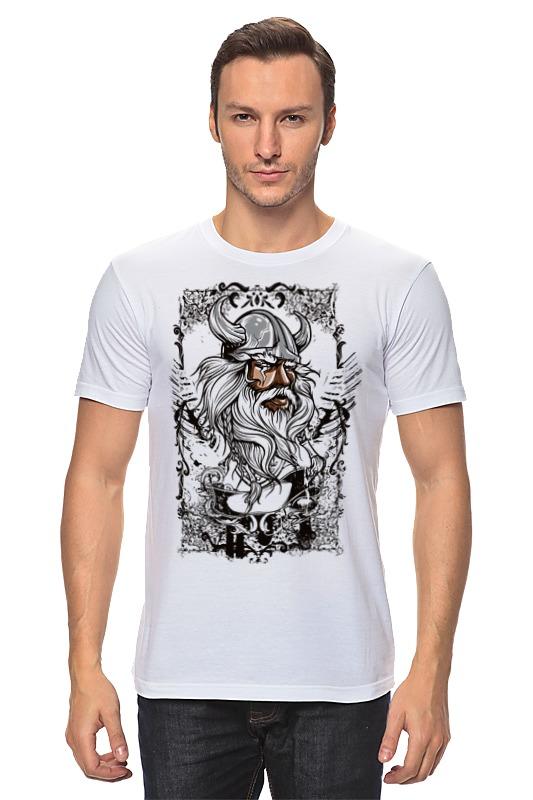 Футболка классическая Printio Viking футболка wearcraft premium printio viking