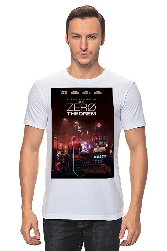 Футболка классическая Printio Теорема зеро / the zero theorem цена и фото