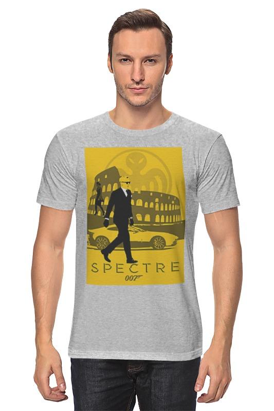 Футболка классическая Printio Bond 007 / spectre in spectre 2