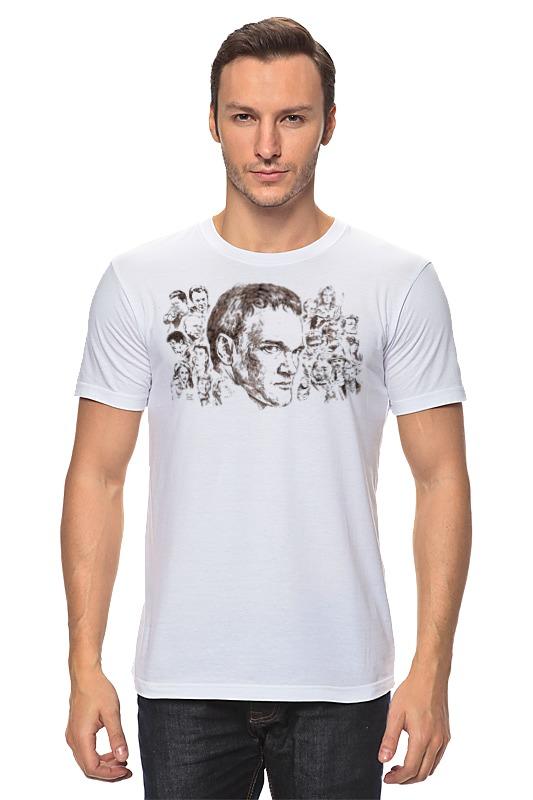 Футболка классическая Printio Тарантино футболка классическая printio программирование