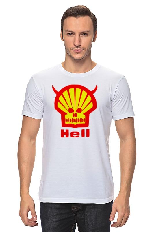 Футболка классическая Printio Ад (hell) футболка wearcraft premium printio hell yeah