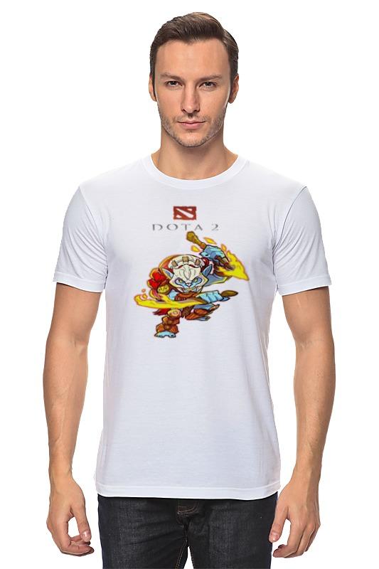Футболка классическая Printio Дота 2 хускар футболка классическая printio dota 2 дота 2