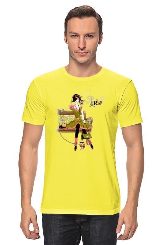 Футболка классическая Printio Paris футболка ep43013054 inxx eleven paris