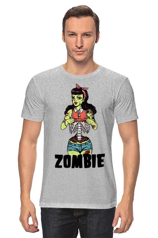Printio Zombie girl недорого